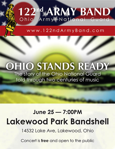 Download the Ohio Stands Ready poster for Lakewood 2017